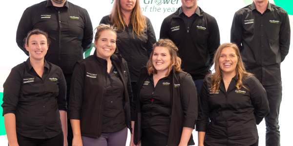 Bay of Plenty Young Grower Comp complete!