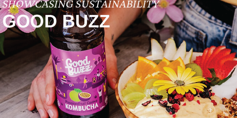 Showcasing Sustainability Good Buzz